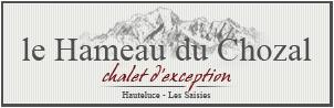 Le Hameau du Chozal